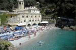 San fruttuoso( Parco di Portofino ) treno + trekking o battello